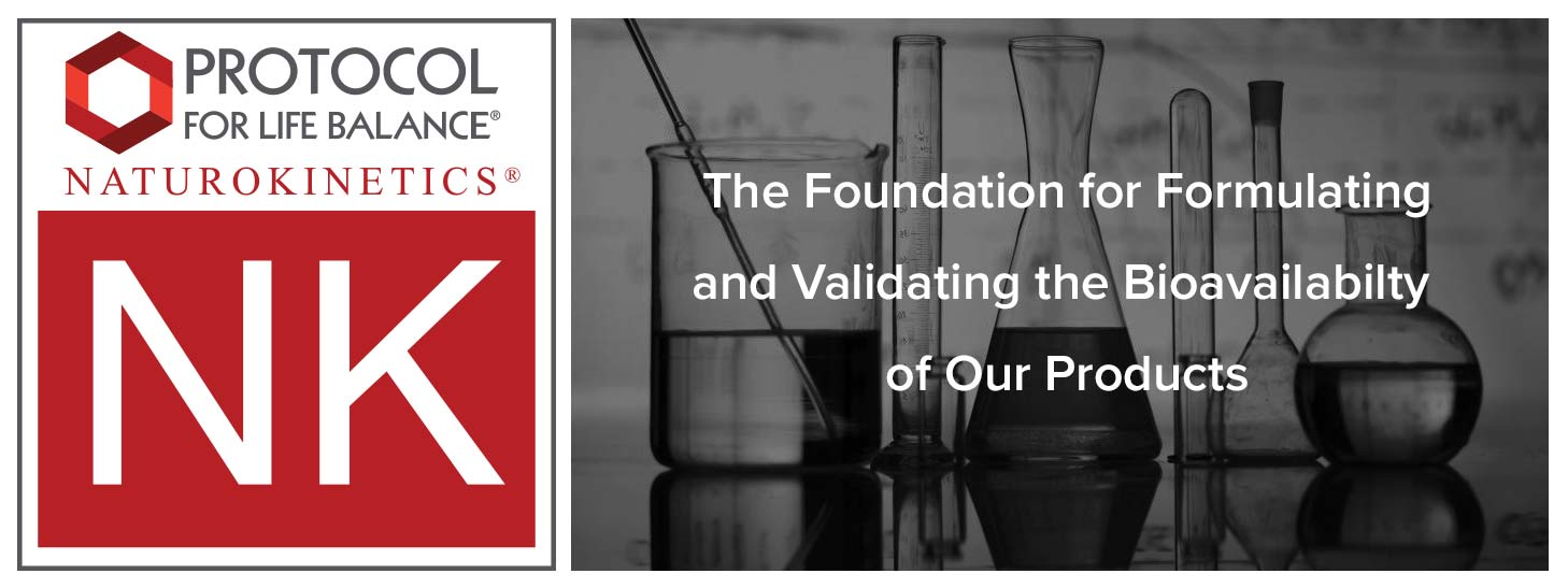 Protocol for Life Balance Naturokinetics: The Foundation for Formulating and Validating the Bioavailability of Our Products