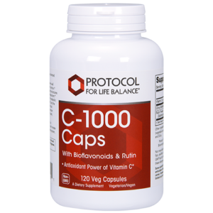 C-1000 Caps With Bioflavonoids & Rutin