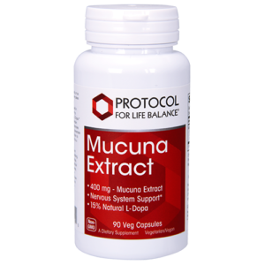 Mucuna Extract 400 mg - Mucuna Extract
