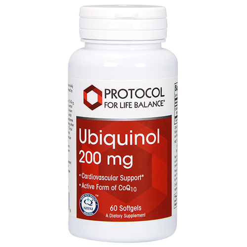 Ubiquinol, 200 mg