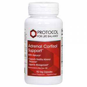 Adrenal Cortisol Support with Relora®