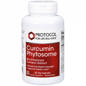 Curcumin Phytosome (Bio-Enhanced Turmeric Extract)