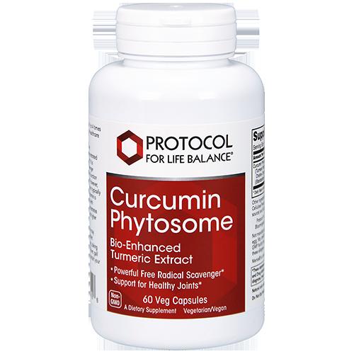 Curcumin Phytosome (Bio-Enhanced Turmeric Extract)