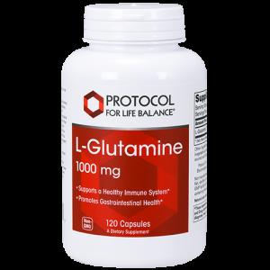 L-Glutamine, 1000 mg