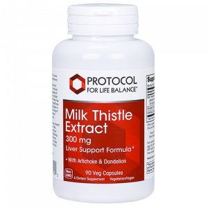 Milk Thistle Extract, 300 mg / 80%