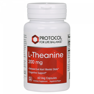 L-Theanine, 200 mg