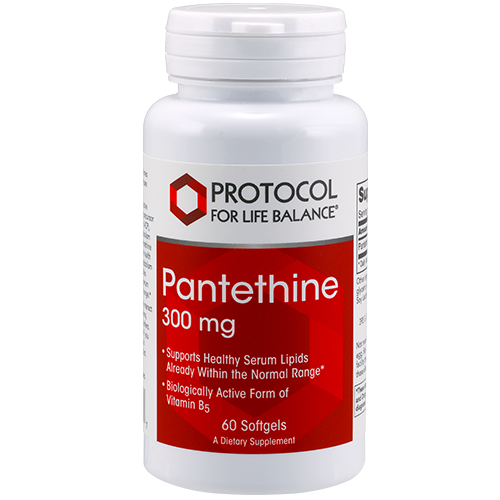 Pantethine, 300 mg