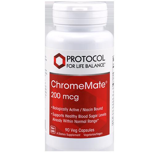ChromeMate®, 200 mcg