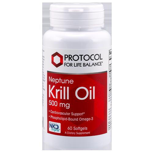 Neptune Krill Oil, 500 mg