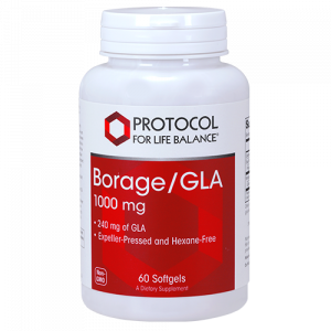 Borage / GLA, 1000 mg