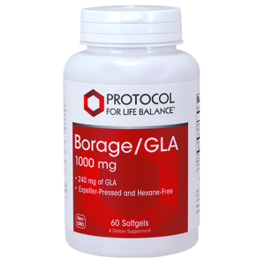 Borage/GLA 1,000 mg