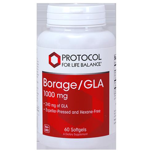 Borage / GLA, 1000 mg