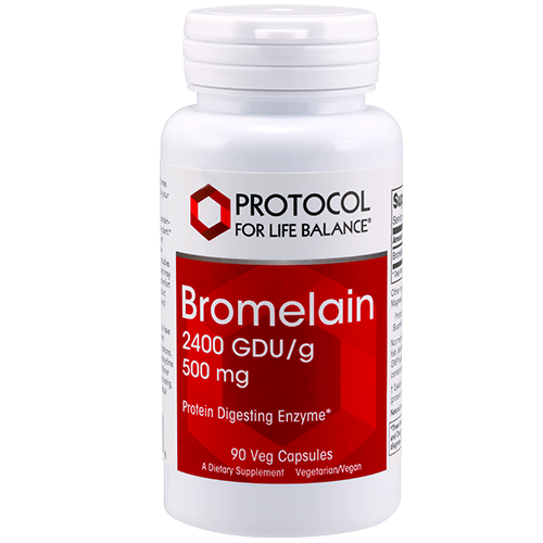 Bromelain, 2400 GDU/g / 500 mg
