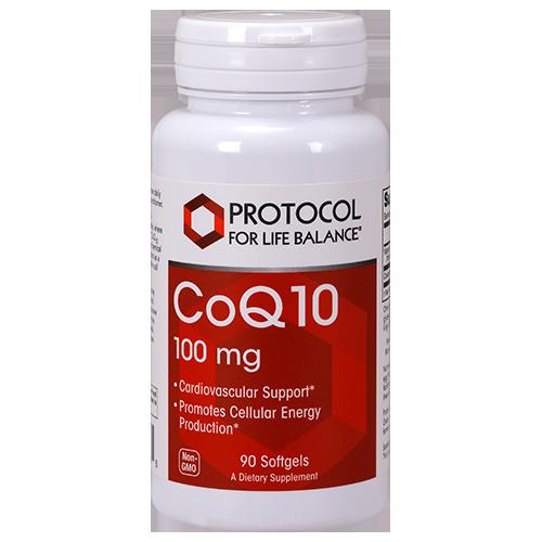 CoQ10, 100 mg