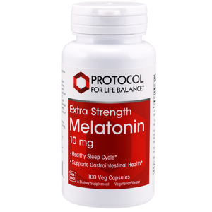 Melatonin Extra Strength - 10 mg