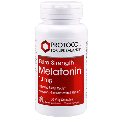 Melatonin (Extra Strength), 10 mg