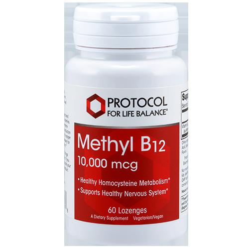 Methyl B12, 10,000 mcg