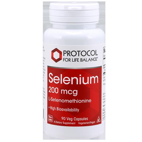 Selenium, 200 mcg