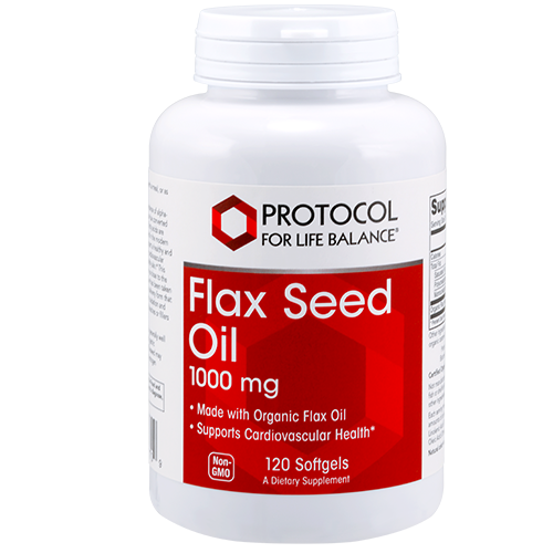Flax Seed Oil, 1000 mg