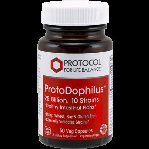 ProtoDophilus™ 25 Billion, 10 Strains