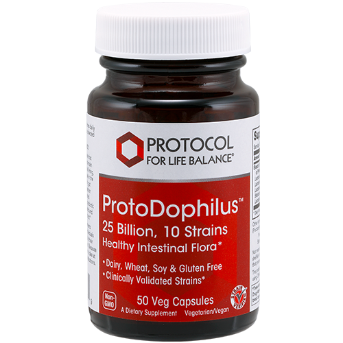 ProtoDophilus™ 25 Billion, 10 Strains