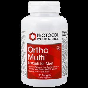 Ortho Multi™ Softgels for Men