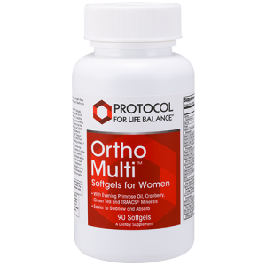 Ortho Multi™ Softgels for Women