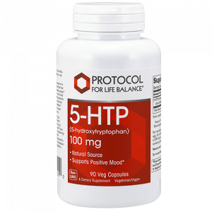 5-HTP (5-hydroxytryptophan), 100 mg