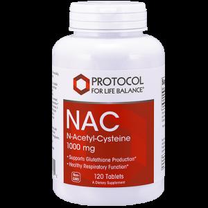 NAC 1,000 mg