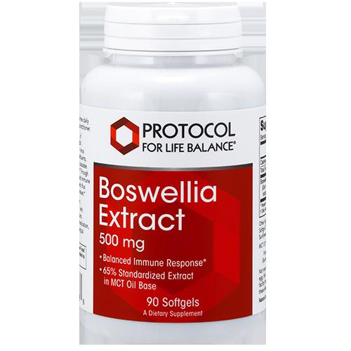 Boswellia Extract, 500 mg