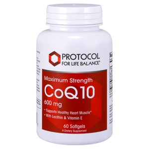 CoQ10 600 mg - Maximum Strength