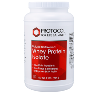 Whey Protein Isolate 25 g protein per serving