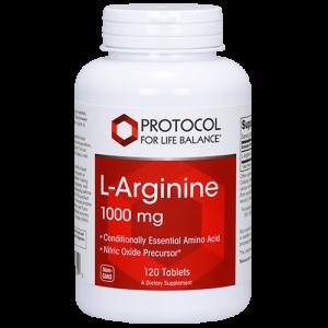 L-Arginine 1,000 mg