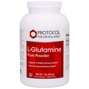 L-Glutamine 5 g per serving
