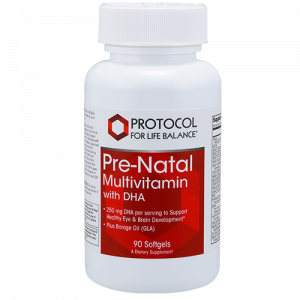 Pre-Natal Multivitamin with DHA