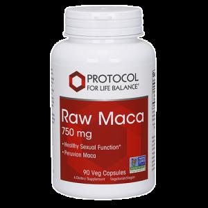 Raw Maca 750 mg