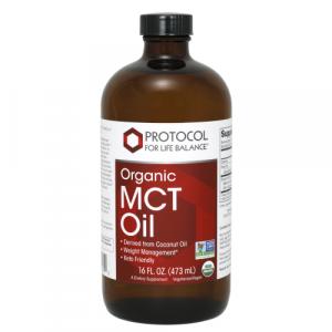 Organic MCT Oil 14 g per serving
