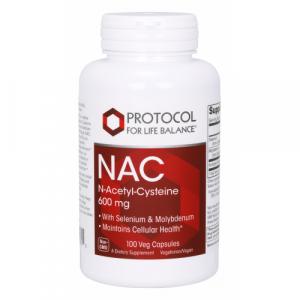 NAC 600 mg - N-Acetyl-Cysteine