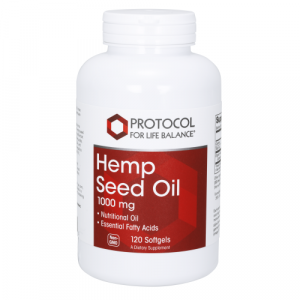 Hemp Seed Oil 1,000 mg