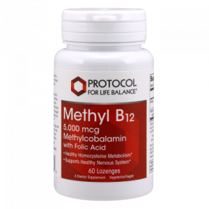 Methyl B12 5,000 mcg - Methylcobalamin