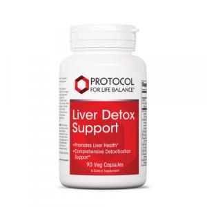 Liver Detox Support